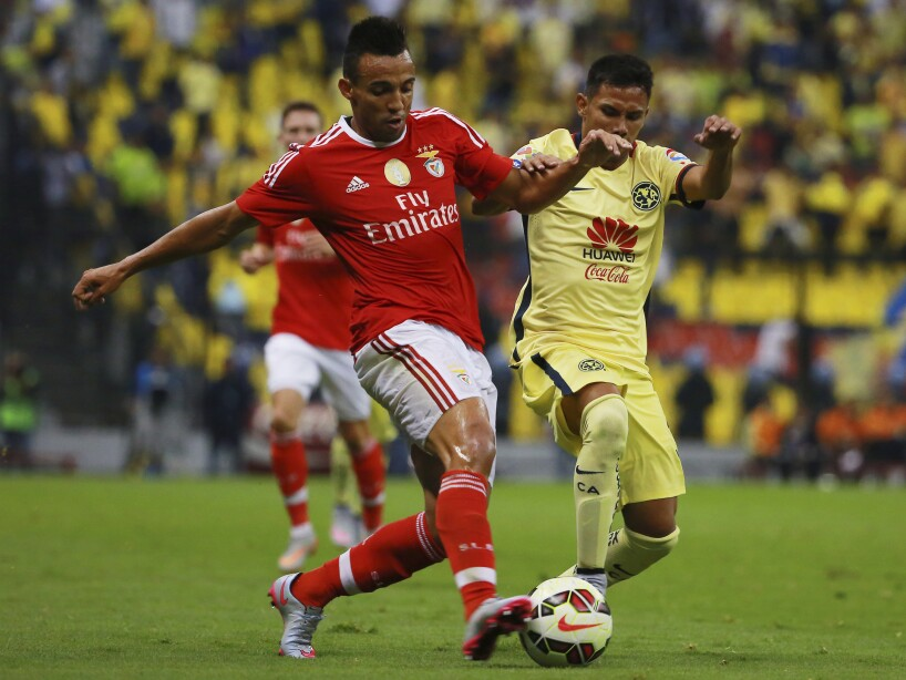 America v Benfica - International Champions Cup 2015