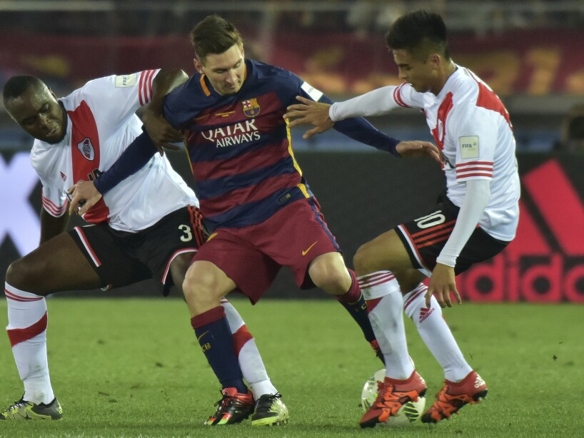 River Plate v FC Barcelona - FIFA Club World Cup Japan 2015