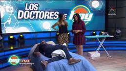 LOS DOCTORES DE HOY: Descubre cómo lograr una postura sana