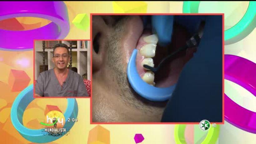 El Dr. Juan Álvarez regala una nueva sonrisa Hoy 01 Julio