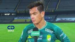 "Nacho González: ""Una final muy pareja"" tras empate en CU"