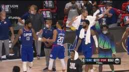 ¡Partidazo! Clippers sufre pero vence 122-117 a los Trail Blazers