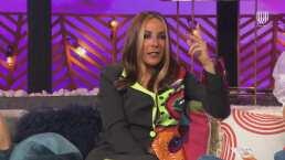 Consuelo Duval confiesa que suele 'distraerse' fácilmente mientras tiene intimidad