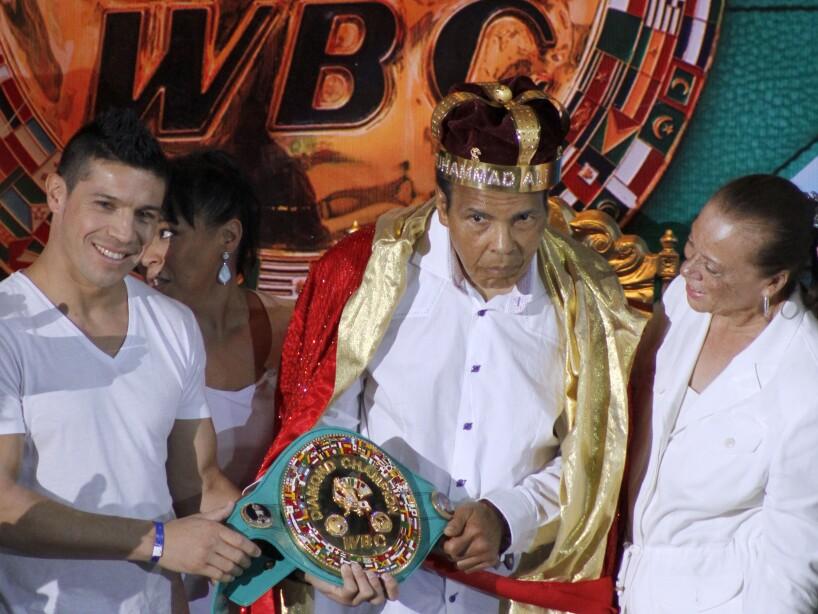Muhammad Ali, Sergio Martinez
