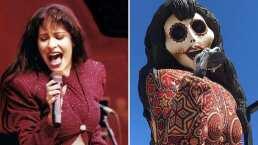La increíble catrina de Selena Quintanilla