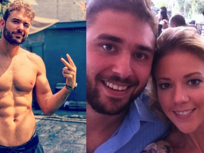 Conoce a Pablo: el hermano de Fernanda Castillo que rompe corazones en Instagram