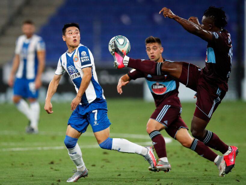 RCD Espanyol v RC Celta de Vigo - La Liga