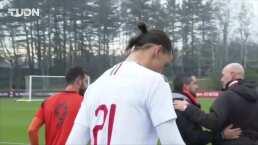 Debut goleador de Ibrahimovic con el Milan