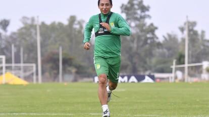Los jugadores del León regresaron a las canchas para entrenar, eso sí, de forma particular y siguiendo todas las medidas de sanidad para evitar contagios.