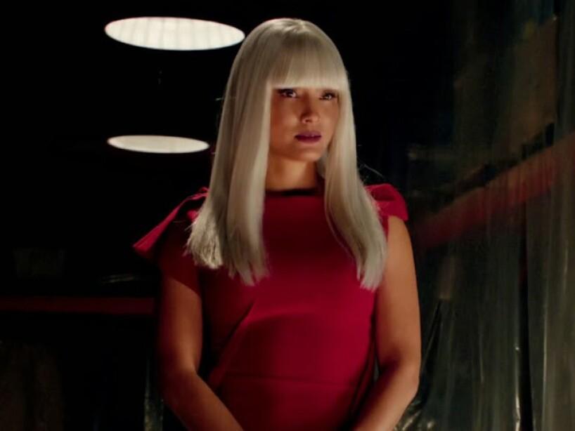 11. Kelly Hu: Compartirá escena con Danny Trejo y Eric Roberts en el filme de acción Maximum Impact.