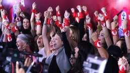 Protestan por equidad de género en cine mexicano durante premios Ariel