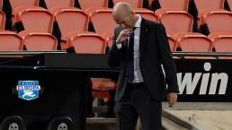 Zidane pasa sus horas más difíciles como técnico del Real Madrid