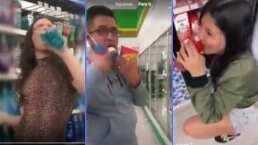 Retos peligrosos durante Covid-19: ¿Cuál es la pena por lamer productos de supermercado en México?
