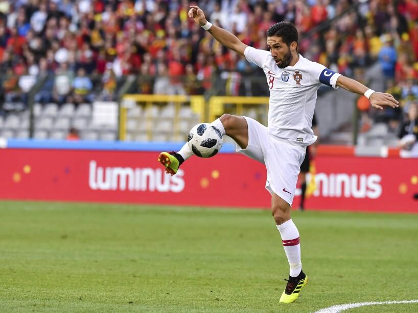 Belgium Portugal Soccer