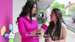 Mariana Lodoza habla sobre la esperanza en El Dicho