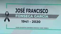 La familia de TUDN se une a la pena de la familia Fonseca