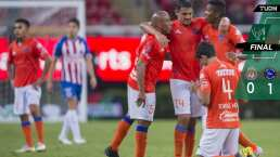 Chivas 0-1 Correcaminos - Gol y Resumen – Grupo G – Copa MX