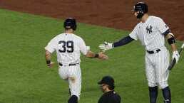 Judge se luce y Yankees sacan la escoba ante los Red Sox