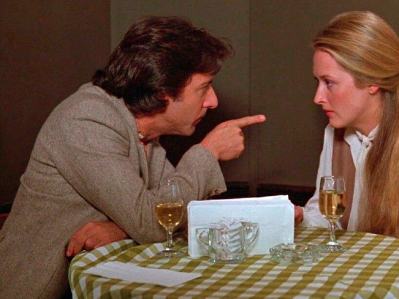 Entre cada escena de Kramer vs. Kramer, Meryl Streep y Dustin Hoffman se lanzaban puñaladas por la espalda.