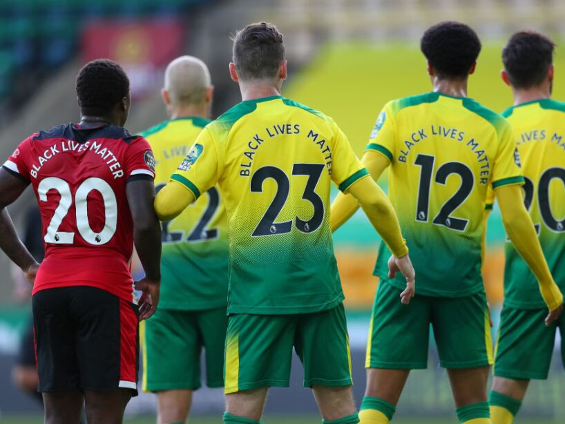 Norwich City v Southampton FC - Premier League