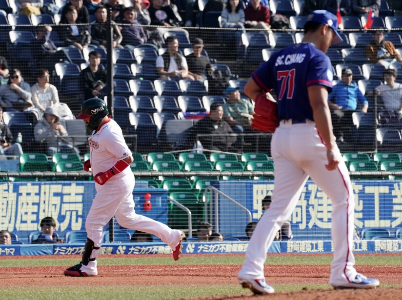 Mexico v Chinese Taipei - WBSC Premier 12: Super Round