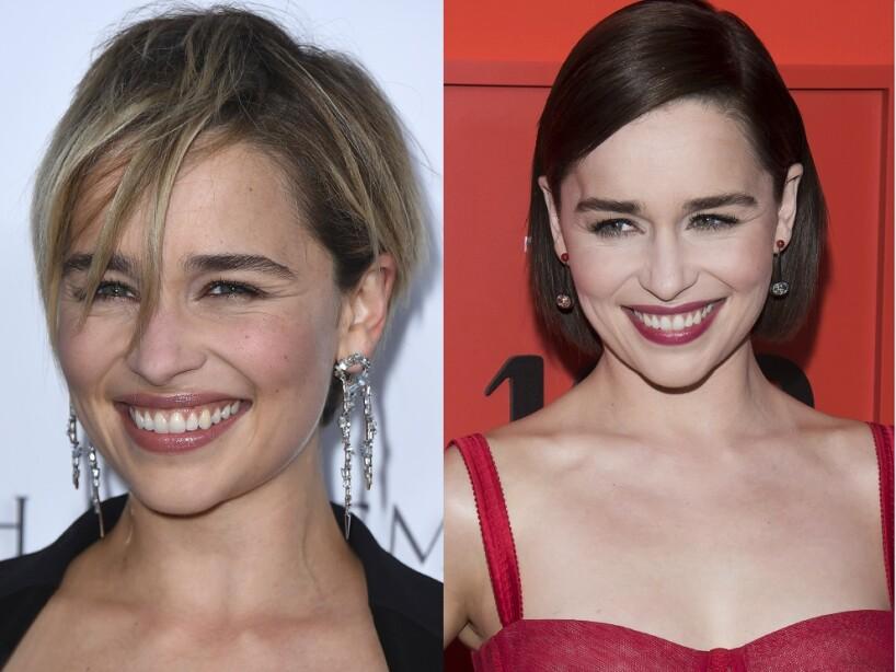 11 Transformaciones de cabello en celebridades que te inspirarán a un cambio