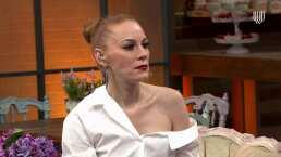 Daniela Magún, molesta porque fanes digan 'por mí comes'