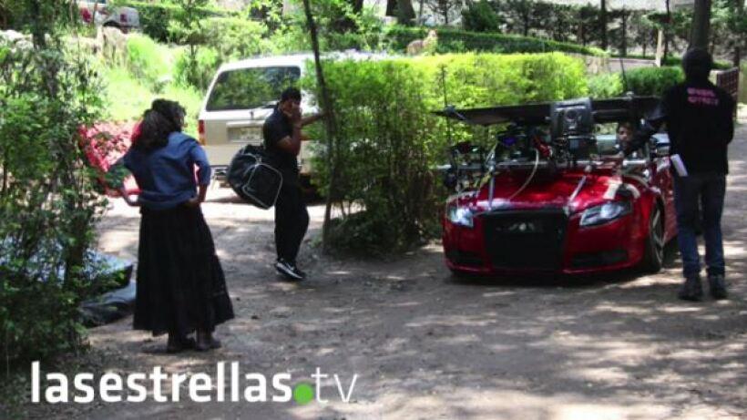 Revive: ¡Adriana atropella a Chencha!