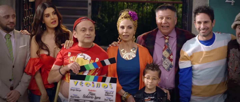 Imagenes De Silvia Olvera el elenco de 'vecinos' arranca las grabaciones de su nueva temporada