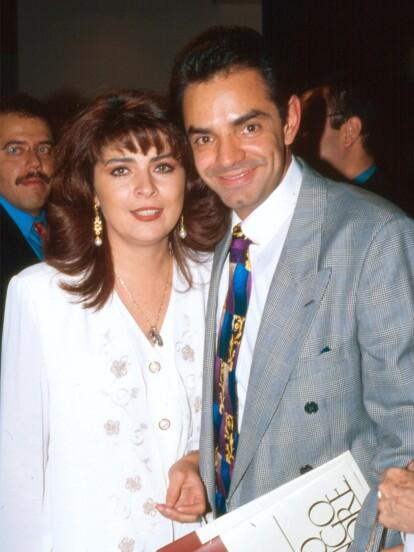A pesar de que la historia de amor entre Victoria Ruffo y Eugenio Derbez duró poco, sigue llamando la atención debido al intercambio de indirectas que han hecho con la prensa a lo largo de los años.