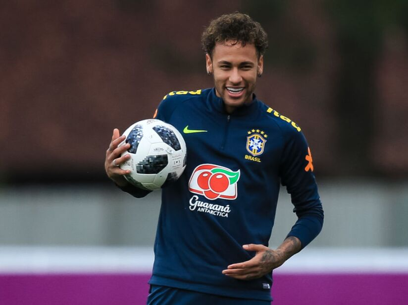 Team Brazil Training Camp - Granja Comary