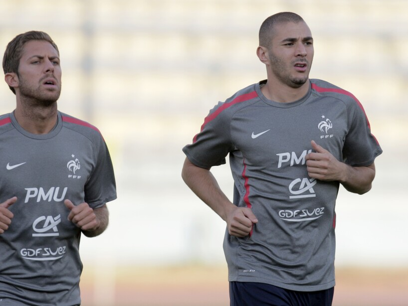 France Euro2012 Soccer Albania