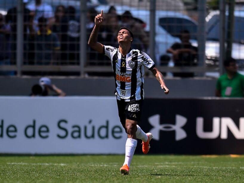 Atletico MG v Internacional - Brasileirao Series A 2019