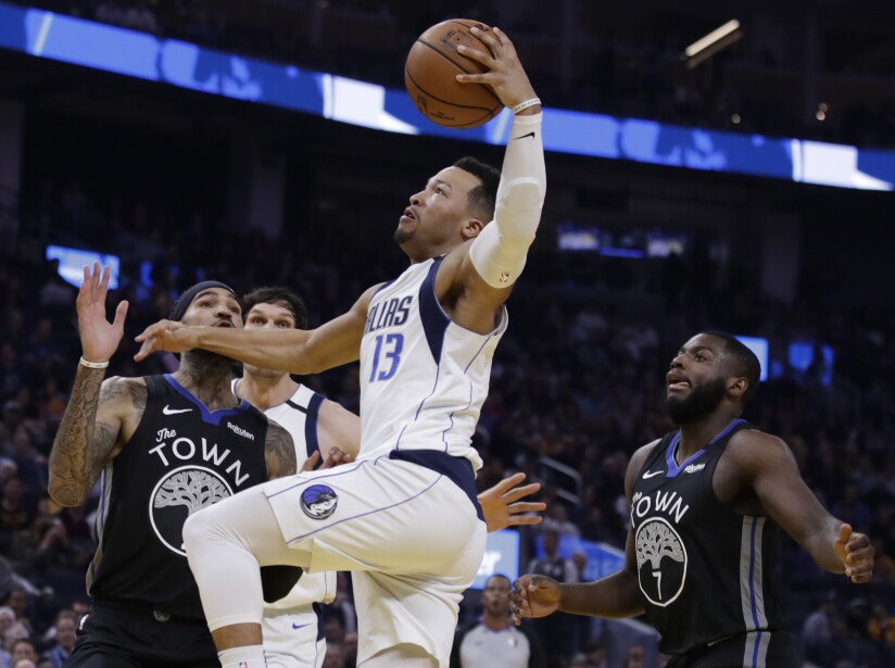 Golden State Warriors 97-124 Dallas Mavericks