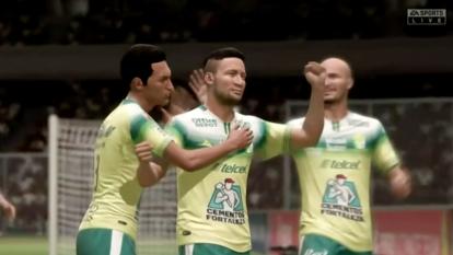 Agónico empate del León contra el Atlas, 2-2, que casi casi se despide de la Liguilla del torneo virtual de la eLiga MX.