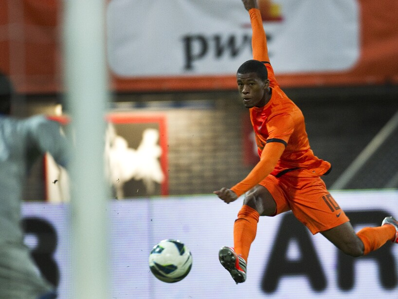 Netherlands v Slovakia - UEFA European Under-21 Championship Play-Off