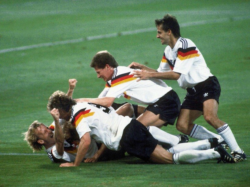 Soccer WCup Argentina Germany Finals