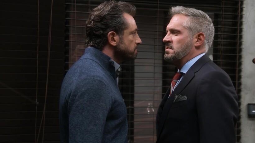 Capítulo 27: Andrés y Damián llegan a un acuerdo