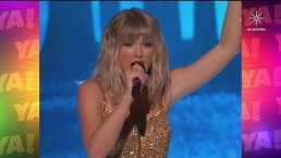Lasrápidasde Cuéntamelo ya!(Martes 8 de septiembre): Taylor Swift empata récord de Whitney Houston