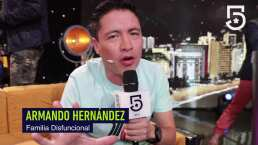 Video Exclusivo: ¿Sabías que Armando Hernández es piloto... y usa tanga?