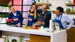 Cocina de hoy: Aprende a preparar el platillo favorito de de José José, milanesa con pasta