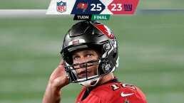 """Tom Brady, """"The GOAT"""", guía la sexta victoria de Tampa Bay"""
