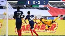 Finlandia le pone freno a Francia en amistoso