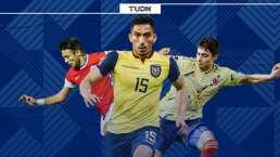 Fueron 17 jugadores de Liga BBVA MX con juego en Sudamérica
