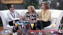Silvia Pinal abre las puertas de su casa y de su corazón a Montse y Joe