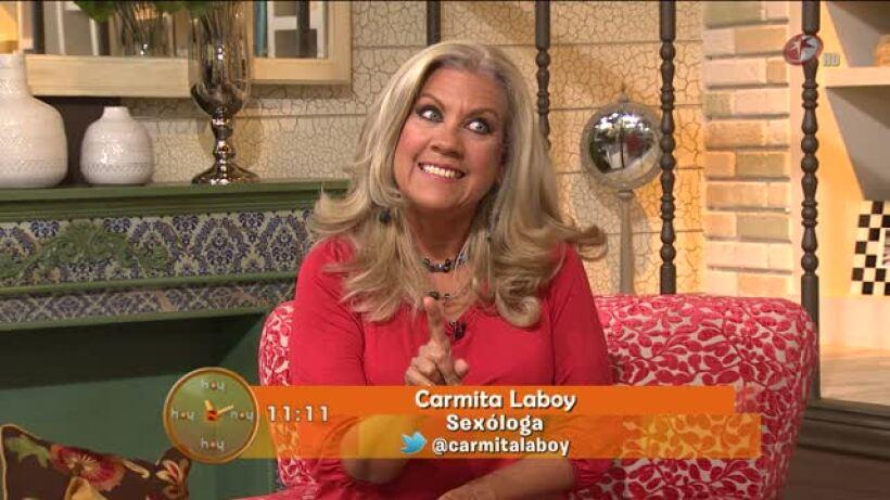 Carmita Laboy: Las posturas sexuales
