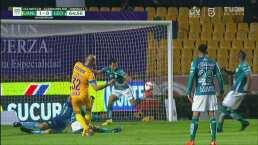 ¡'Chaka' se comió a Messi! León evita de taquito el gol de 'Cocoliso'