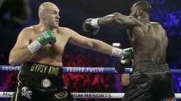 Tyson Fury vs. Deontay Wilder III podría realizarse en Macao