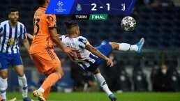 ¡Poder mexicano! 'Tecatito' Corona y Porto vencen a CR7 con su Juventus