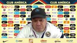 Para Miguel Herrera, critican al América por envidia